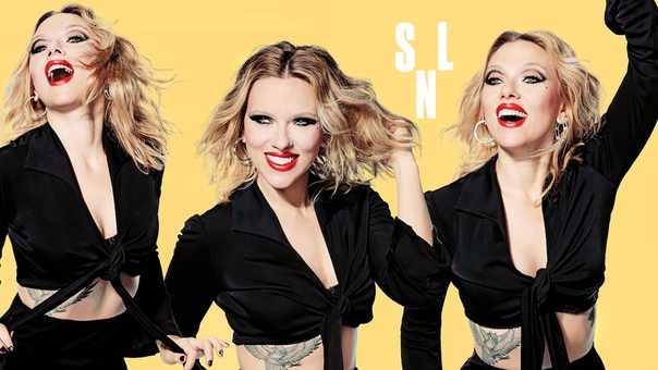 Scarlett Johansson for «Saturday Night Live»