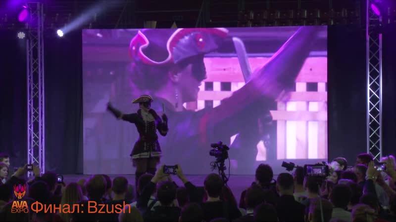 AVA Expo18 (финал) Bzush - Assassins Creed Black Flag - Felicia Moreno