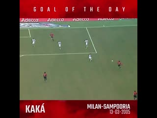 OnThisDay - Pirlo draws up another masterpiece for @KAKAs winning header
