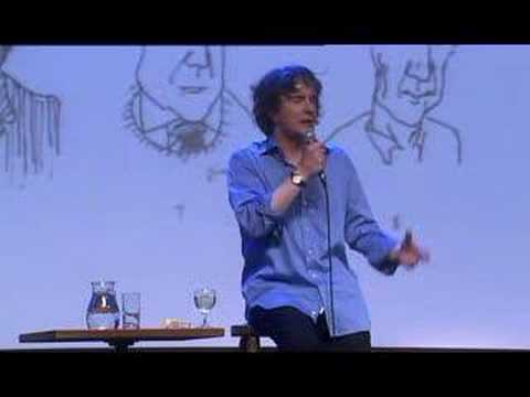 Dylan Moran - Romance shoes