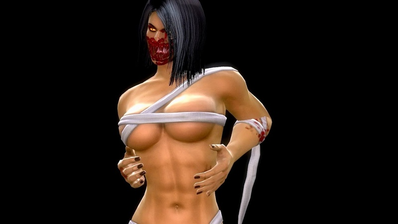 Mortal Kombat Komplete PC Mileena Test Your Luck Madness