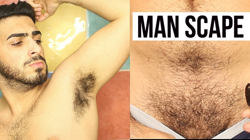 How To Groom Your Armpits   Manscape   Male Grooming
