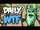 Dota 2 Daily WTF - Too Greedy