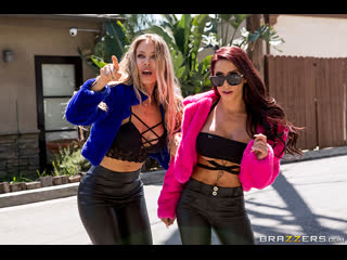 Madison ivy, nicole aniston (hot & horny homewreckers) porno порно