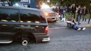 Петербург погоня за черным Toyota Land Cruiser полная версия