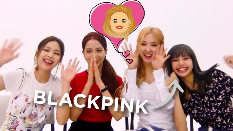 BLACKPINK Talk Collaborating With Adele And Rita Ora 🎤 FULL INTERVIEW
