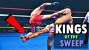 Kings of the Sweep Vol.2 | Muay Thai Sweeps Highlight