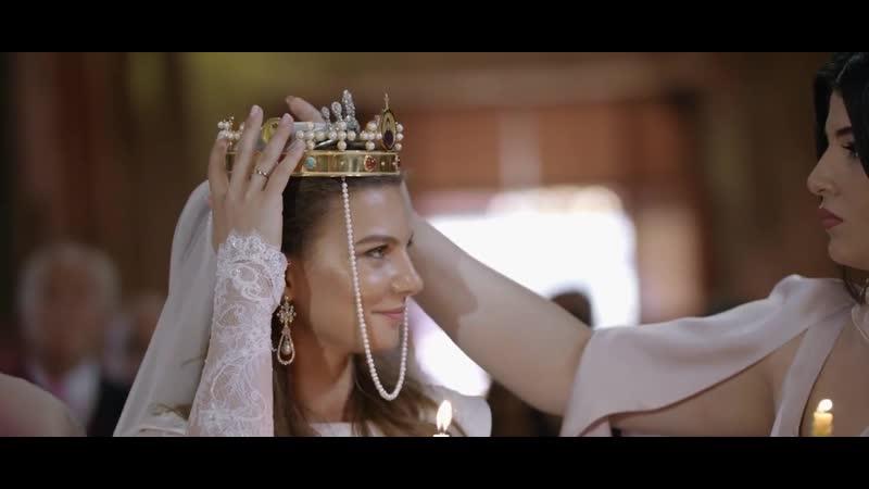 Свадьба Князя Хуана Багратион-Мухранского и Кристины Дзидзигури, 3 июня 2018 г.