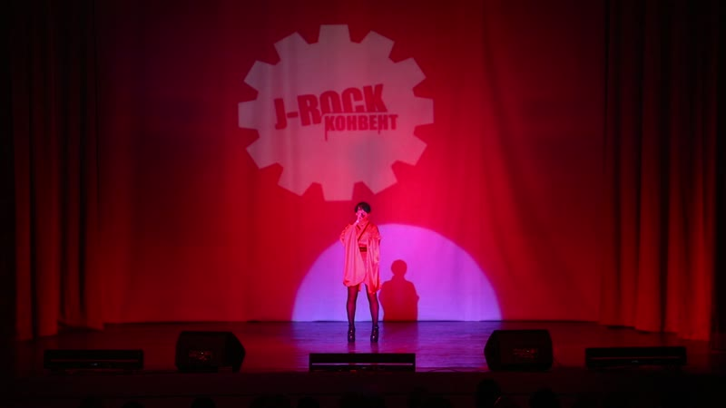 Ira Akira (Санкт-Петербург) - GACKT - Akatsukizukuyo -DAY BREAKERS - J-Rock Конвент 2019