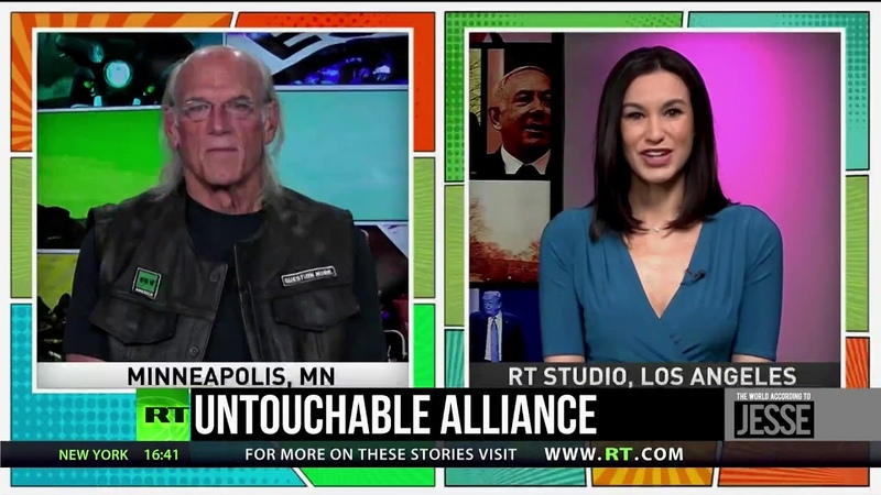 Jesse Ventura: Legitimate criticism of Israeli government policies is not anti-Semitism