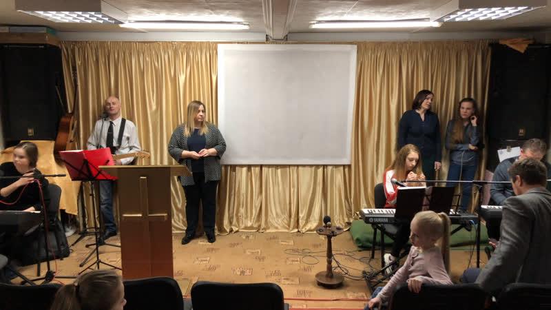 "Проблема Иоанна Крестителя"" Пастор Дмитрий Александрович"