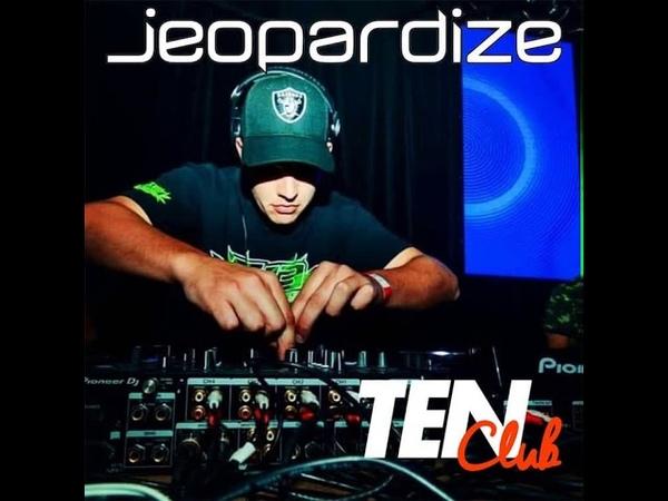 JEOPARDIZE KUEDON @ TEN CLUB RADIO - 14 MARCH 2019