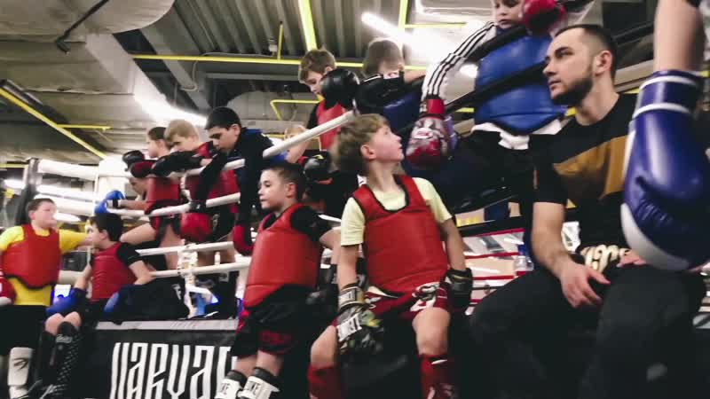 Varyag FG Кунцево тайский бокс для детей