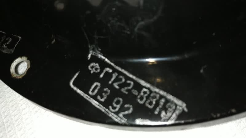 новые оригинальные колокола Фар производства Ссср запорожец 968 м, луаз .