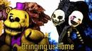 SFM FNaF Bringing Us Home Song By TryhardNinja