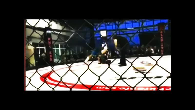 Чеченский волк Далхан Джамирзаев доказал судьям что он мастер спорта