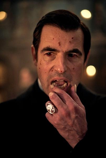 «Дракула» официально стартует 1 января