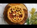 【咲くサクお花🌸】春野菜のラタトゥイユパイ