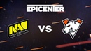 NAVI vs VP   Game 2 Bo 5 Grand Finals   EPICENTER Major 2019 CIS Closed Qualifier