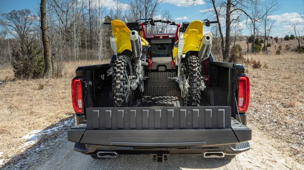 GMC CarbonPro - поддон для транспортировки мотоциклов