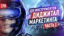 100 инструментов digital маркетинга Tilda Ingate Часть 1