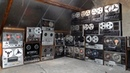 MY BIG REEL TO REEL COLLECTION: PHILIPS, AKAI, SONY, SANSUI, TEAC (N4506, 4000DS, TC-377 and more!)