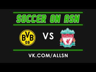 Soccer Friendly   Dortmund - Liverpool