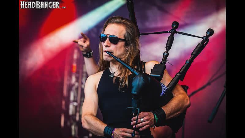 Skiltron Аргентина Lion Rampant Live @ Wacken 2018