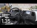 1.35 GÜNCELLEMESİ VE YENİ FORD F-MAX 500'E DAİR EN YENİ VE DETAYLI HABERLER