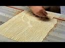 Baklava Nasıl Yapılır   El Açması Baklava Tarifi   Turkish Baklava Making
