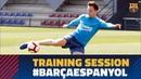 All set for derby Saturday against Espanyol
