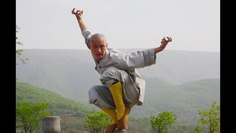 Китайские боевые искусства Серия 6: Храм Шаолиньсы 2