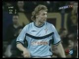 Season 20002001. FC Barcelona - RC Celta Vigo - 2-1 (Second time)