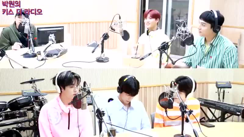 [RADIO] 190719 KBS Cool FM Park Won's Kiss the Radio Whole New World
