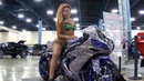 HOT CARS HOT GIRLS Crazy Custom Tuning Exotics and Supercars at Hottest Miami DUB SHOW Miami Beach