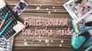 Читательский дневник/ Что внутри дневника читателя/ Bullet_Journal_for_Books_Inside/ Видео №2