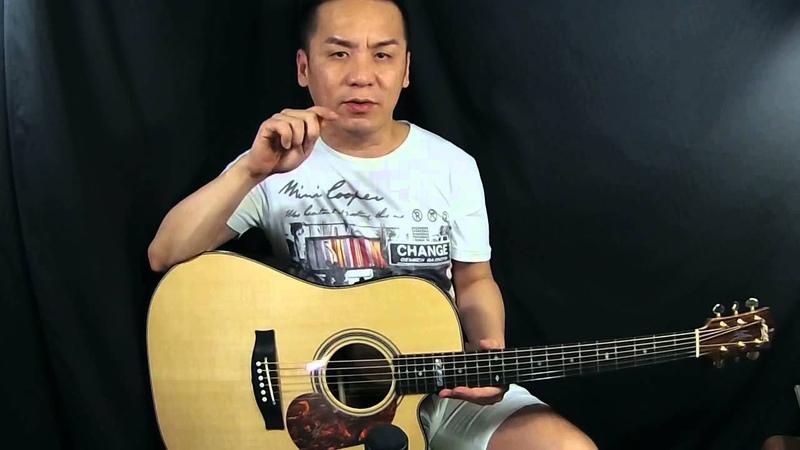 Maton MESSIAH EM100C Guitar Review in Singapore
