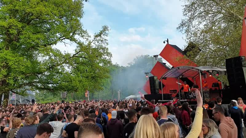 Partyraiser - Live at HARDFEST - Orange We Are 2019 @ Enschede 27.04.19