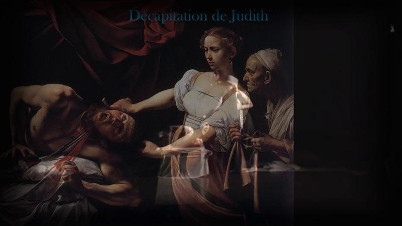 Caravaggio, tableaux vivants de Malatheatre - Ludovica Rambelli. Montage André Caron
