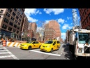 ⁴ᴷ⁶⁰ Walking NYC : Chambers Street, Manhattan in its Entirety from NYPD HQ to Battery Park City