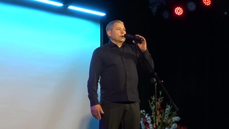 Поёт Валерий Новиков Петрозаводск (Концерт в КДЦ на Варшавском 98, СПб 18.04.2019 г.) вид.159