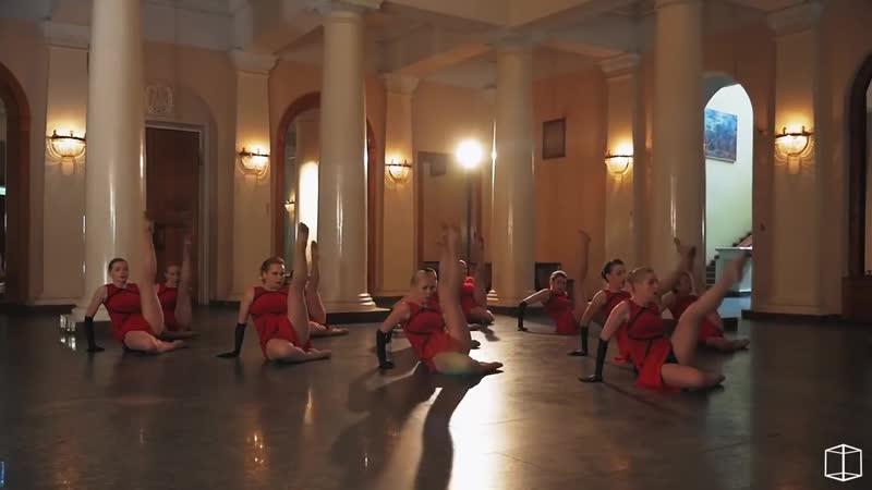 Lady Dance. Choreography by Oxana Yelagina. Tango