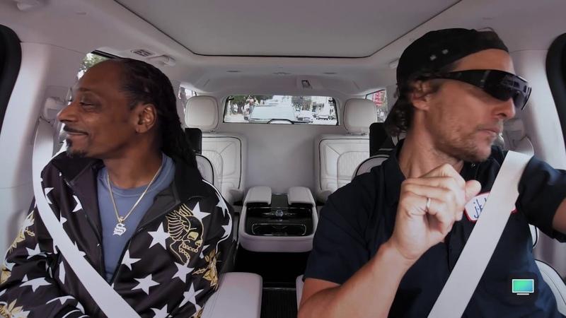 Carpool Karaoke: The Series - Snoop Dogg Matthew McConaughey - Apple TV app