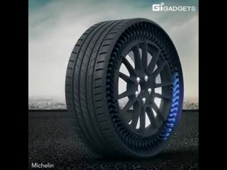 Michelin's airless tire will be on the road soon.