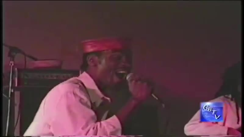 G.B.T.V. CultureShare ARCHIVES 1989 SAMMY LEVI 3 (HD)