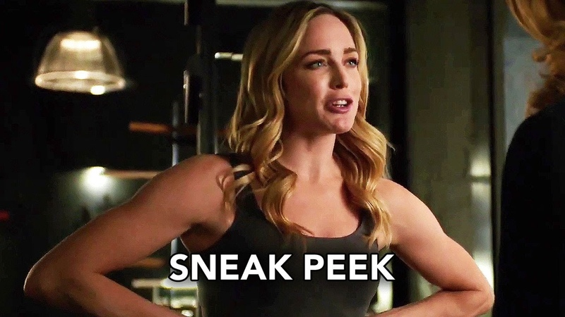 Arrow 7x18 Sneak Peek Lost Canary (HD) Season 7 Episode 18 Sneak Peek