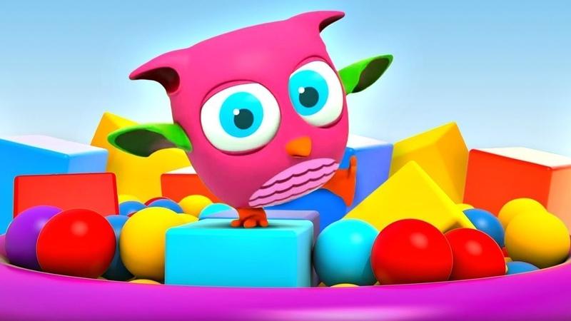 Cartoni animati in italiano. Le palline colorate per bambini. Nuovi episodi