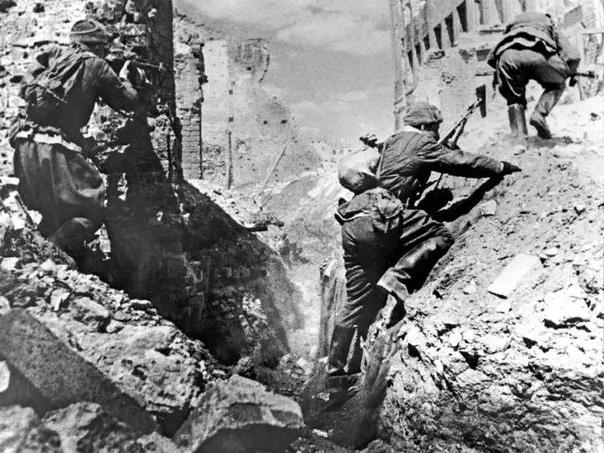 Интересные факты о Великой Отечественной войне. История ВОВ