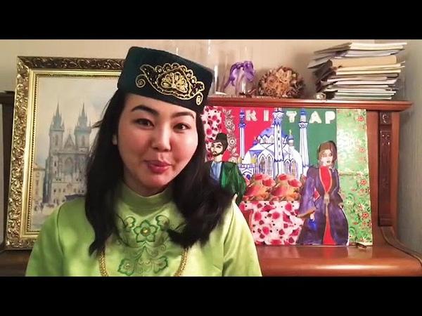 Vaříme čak-čak - tatarské jídlo (KITAP)