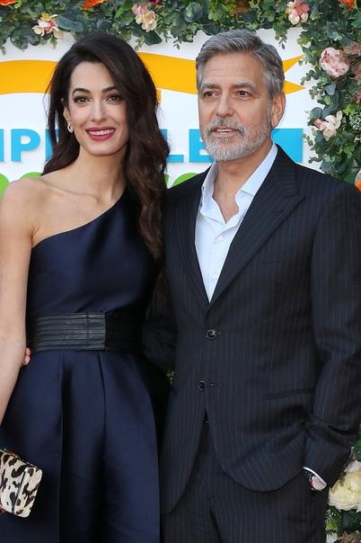 Эта женщина способна на все: новая должность Амаль Клуни  в правительстве Великобритании